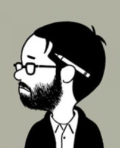 """[VIDEO] Adrian Tomine, """"New York Drawings"""""""