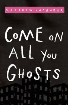 """Astounding Cosmic News: Matthew Zapruder's """"Come On All You Ghosts"""""""