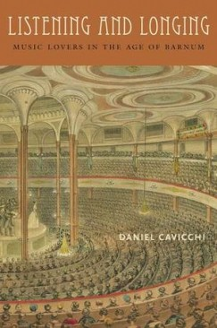 "Gilded Age Fan Club: Daniel Cavicchi's ""Listening and Longing"""