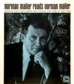 Advertisements for Norman Mailer