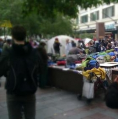 Recessionary Measures in Support of Occupy Seattle