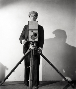 Buster Keaton and the World of Objects