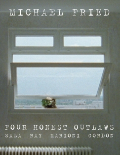 """Outside the Law: Michael Fried's """"Four Honest Outlaws"""""""