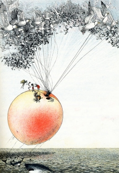 Books That Made Us: James and The Giant Peach