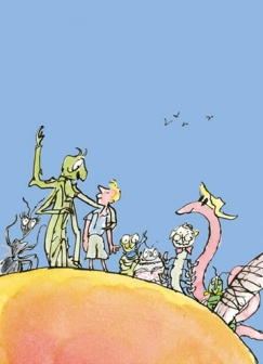 Nostalgies: James and The Giant Peach