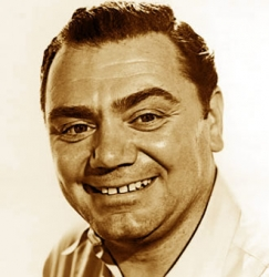 The Buffalo and Ernest Borgnine