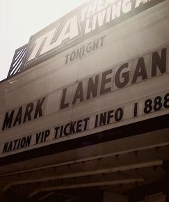 Some Variations on Mark Lanegan