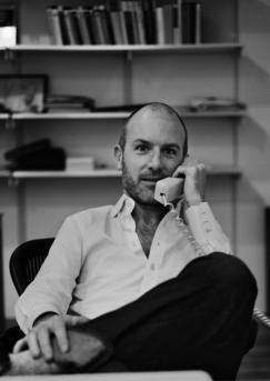 The Sliding Door: Matthew Specktor Interviews Paris Review Editor Lorin Stein