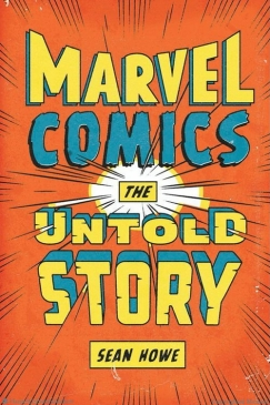 At War with GodCorp: On the History of Marvel Comics