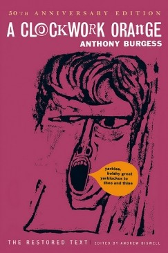 Barbarians at the Wormhole: On Anthony Burgess