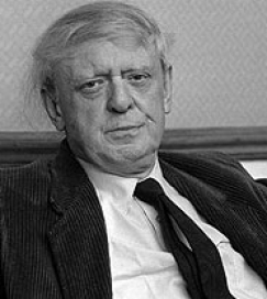 Anthony Burgess Answers Two Questions