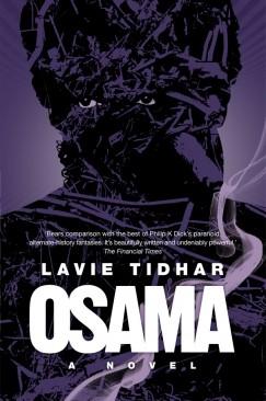 Osama bin Laden, Pulp Vigilante