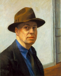 Edward Hopper as Home and Homesickness