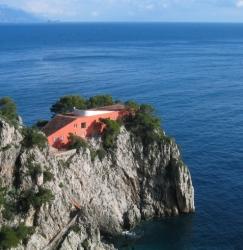 Part Palace, Part Temple, Part Prison: On the Casa Malaparte