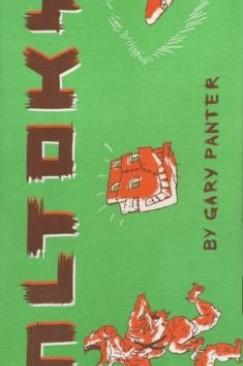 """Life on Mars: Gary Panter's """"Dal Tokyo"""""""