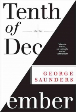 "George Saunders on his latest, ""Tenth of December"""