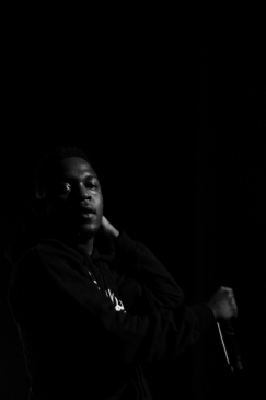 When the Lights Shut Off: Kendrick Lamar and the Decline of the Black Blues Narrative