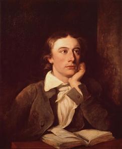 John Keats, Valentine