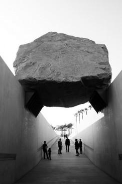 Levitated Mass Hysteria: Michael Heizer's LACMA Installation