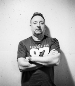 Peter Hook of Joy Division, at Skylight Books [VIDEO]