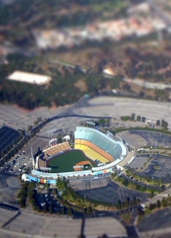 The Blue Lady is Back: Appreciating Dodger Stadium Again
