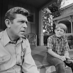 Our Town: Andy Griffith and the Humor of Mourning