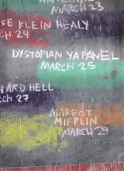 [VIDEO] YA Dystopia Fiction Panel at Skylight Books