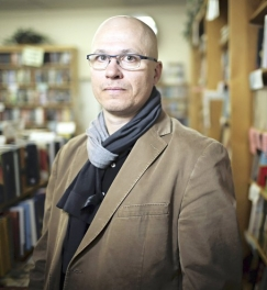"[VIDEO] Aleksandar Hemon on his latest ""The Book of My Lives"""