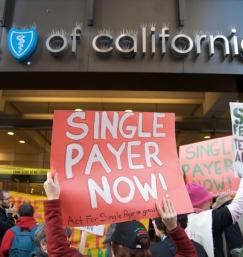 Single Payer Health Insurance Bill Orphaned In California
