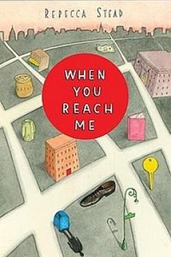 "Tesser Well: Rebecca Stead's ""When You Reach Me"""