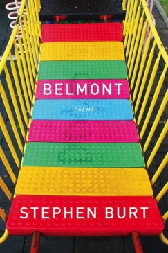 "[VIDEO] Stephen Burt, ""Belmont: Poems"""
