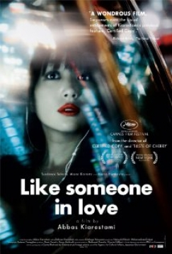 "Through a Glass, Always: Abbas Kiarostami's ""Like Someone in Love"""