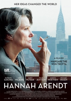 """Heritage Girl Crush: On """"Hannah Arendt"""""""