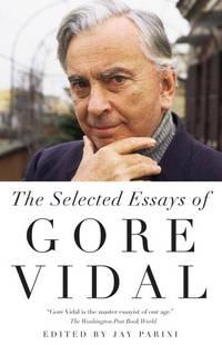 Gore vidal essays