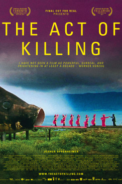 Joshua Oppenheimer and The Act of Killing