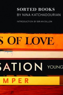 "Shelf Expression: Nina Katchadourian's ""Sorted Books"""