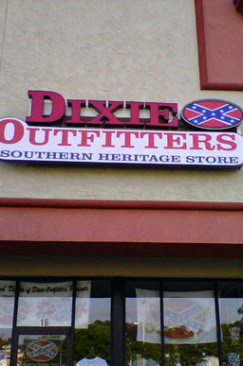 If This Flag Offends You: Dixie Outfitters and the Meaning of Southern Heritage