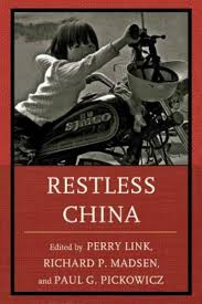 """Jittery Nation: Link, Maden, and Pickowicz's """"Restless China"""""""