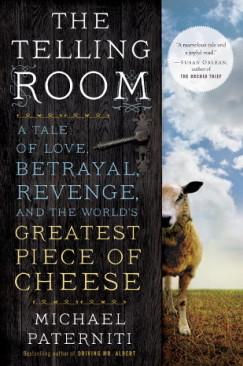 "Big Cheese: Michael Paterniti's ""The Telling Room"""