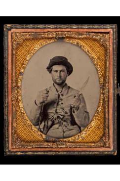 No Tongue Can Tell: Civil War Photography at the Met
