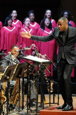 Everyone Has a Place Part II: Damien Sneed on Conducting Wynton Marsalis's Abyssinian Mass
