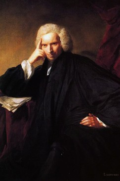 The Black Page and the Navel Gaze: Deferring Death on Laurence Sterne's 300th Birthday