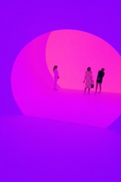"""Light Happens: Based upon a distant memory and a recent viewing of """"James Turrell: A Retrospective"""" at LACMA"""