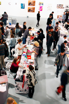 Print Party: An Introduction to the LA Art Book Fair 2014