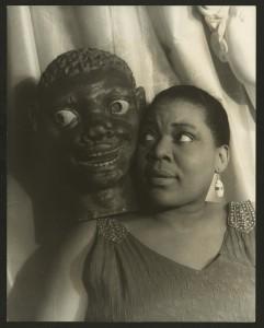 Bessie Smith, 1936, photo by Carl Van Vechten