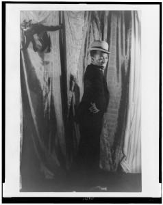 Bill Robinson, 1933, photo by Carl Van Vechten