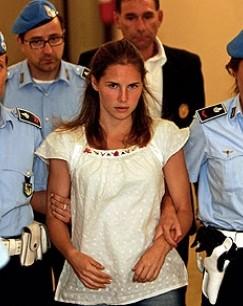 Trial By Osmosis: Amanda Knox, Raffaele Sollecito and the Nightmare of Italian Justice