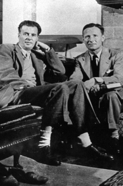 Aldous Huxley and Christopher Isherwood: Writing the Script for Gay Liberation