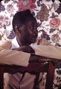 Claude McKay, 1941, photo by Carl Van Vechten