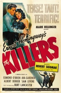 the killers movie